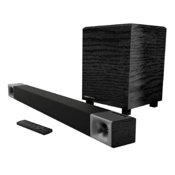 Klipsch Cinema 400 Soundbar (Black)